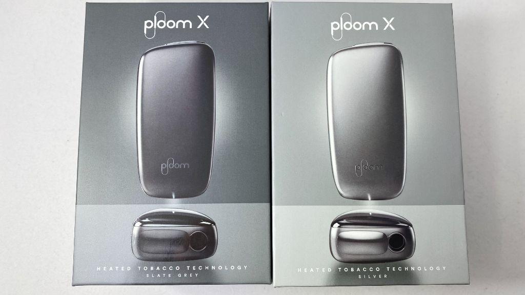 Ploom Xパッケージ