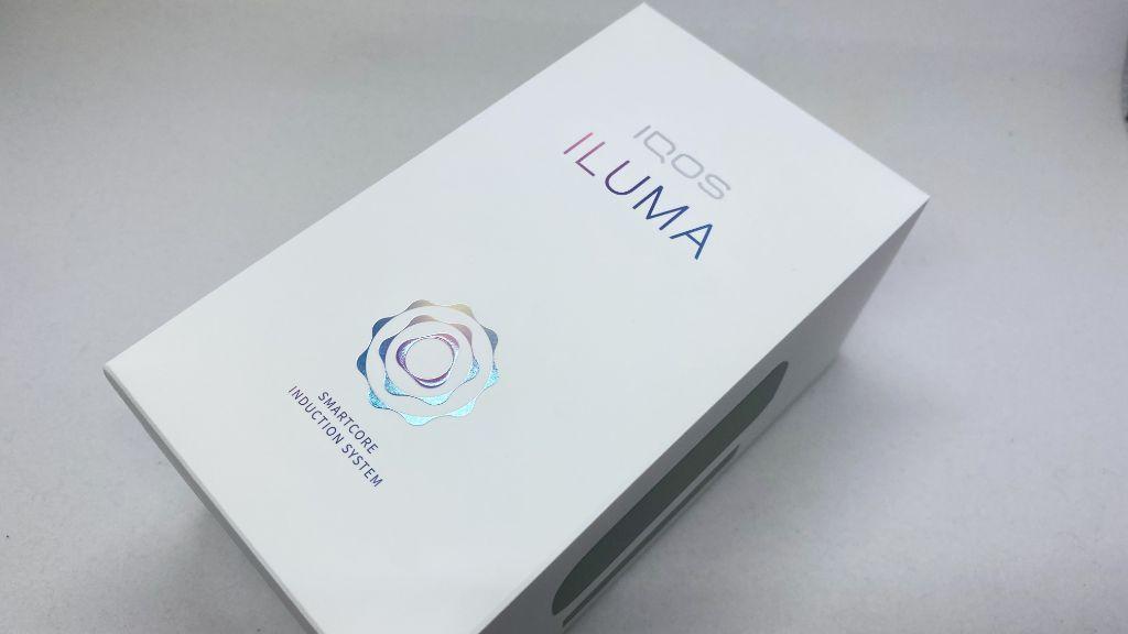 IQOS ILUMAのパッケージ